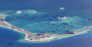 中国人工島