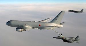 KC-767空中給油