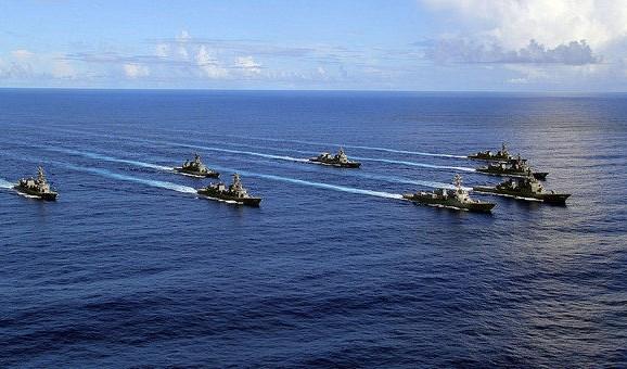 海上自衛隊の護衛艦隊を全て紹介!第一線で活躍するアジア最強の32隻!
