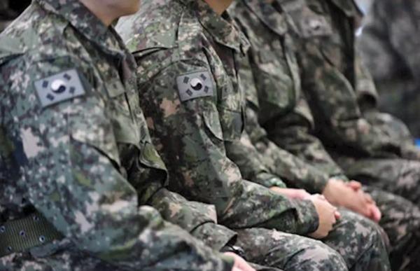 韓国徴兵制