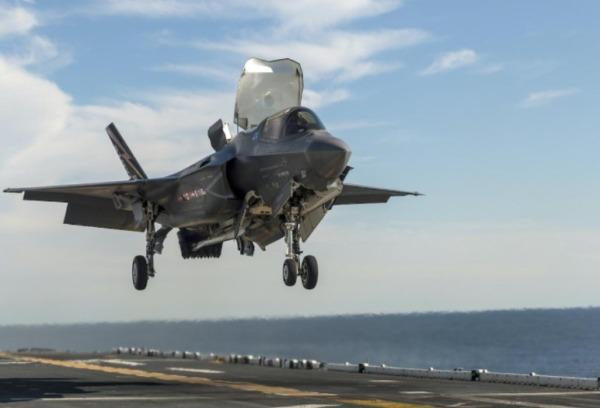 F-35Bいずも