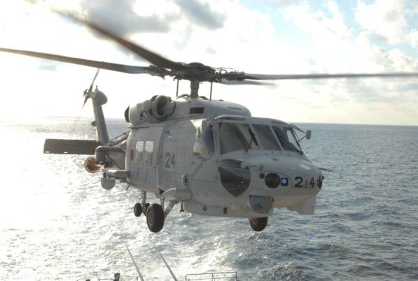 対潜哨戒ヘリコプターSH-60Kの秘密に迫る!世界最先端の能力!